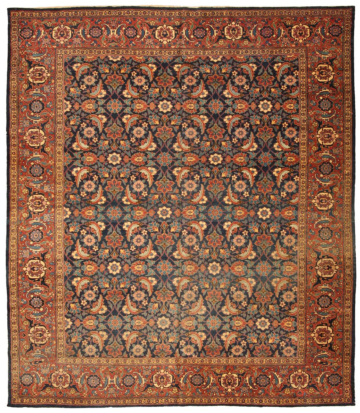 AR39. Tabriz ... late 19th c, 8.8x10