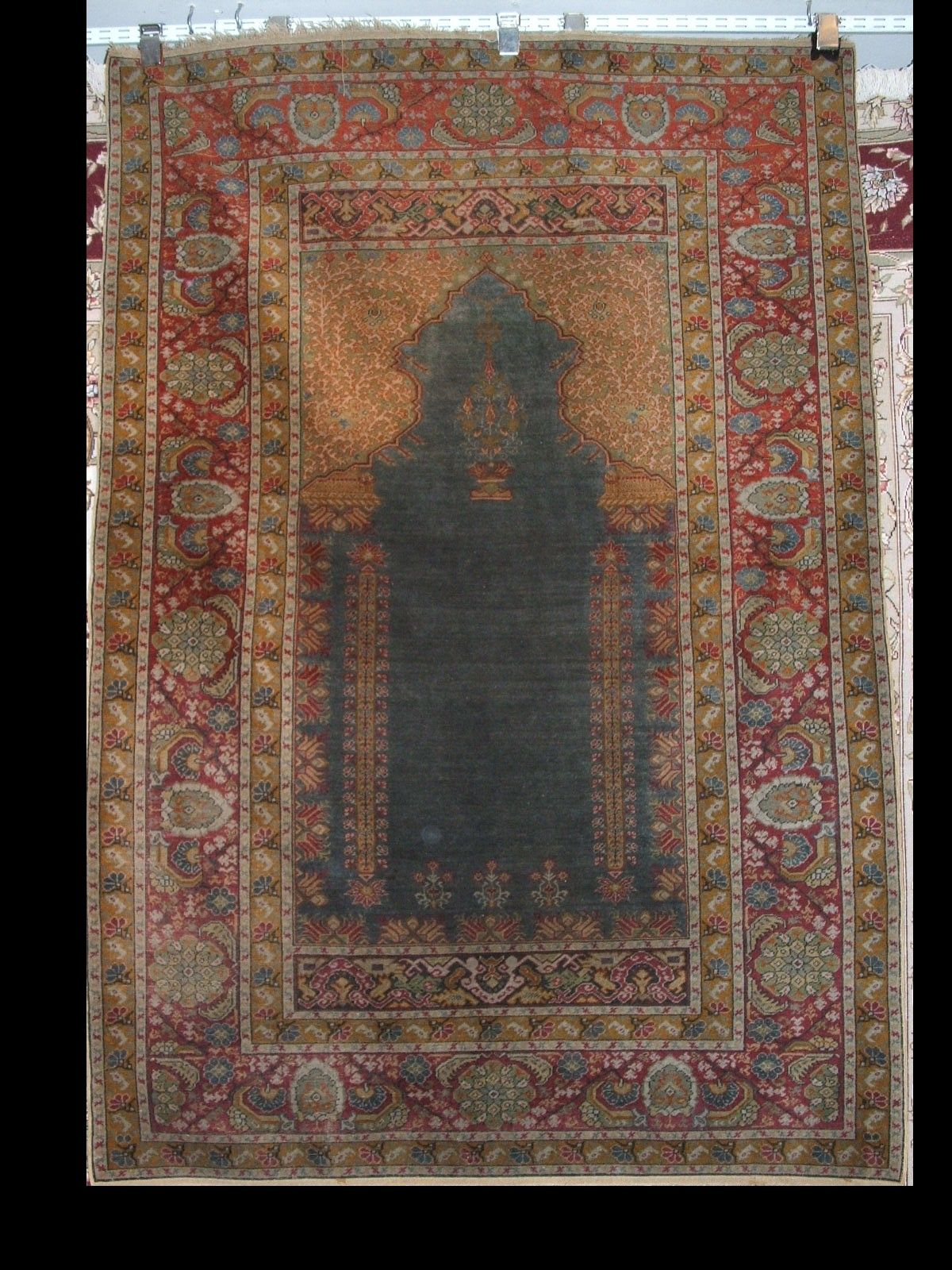 AR6. Caucasian old antique Excel colors and condition